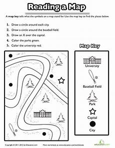 mapping skills worksheets grade 2 11562 using a map key with images social studies worksheets social studies maps geography worksheets