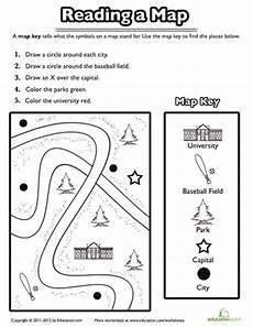 map reading worksheets grade 1 11626 using a map key social studies worksheets kindergarten social studies social studies