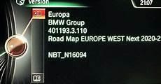 Bmw Navi Update Europe Next 2020 2 Karten Inkl