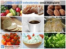 alimenti con colesterolo cattivo dieta per il colesterolo alto alimenti consentiti da