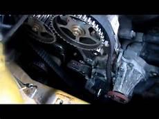 ford focus timing belt service ze tec part 1