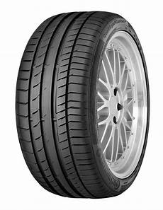 2554019 continental sport 5p 100y car tyre 255 40 19 low