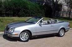 1999 Mercedes Clk 320 Convertible Auto Collectors