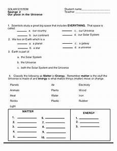 4th grade space science worksheets 13406 4th grade science worksheets best coloring pages for