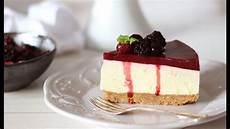 berry cheesecake recipe no bake cheesecake recipe youtube