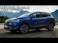 New Renault Kadjar 2019 Driving Exterior Interior