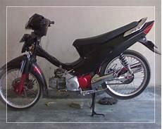 Modif Megapro 2007 Minimalis by Foto Modifikasi Supra Fit New Lama Jadi Trail Ban Besar