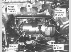 2004 Honda CRV Starter Location: I Need to Know Where to