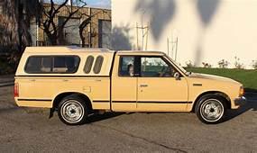 California Original1984 Datsun/Nissan 720 King CabOne
