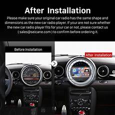 best tutorial on a 2006 2013 bmw mini cooper audio stereo