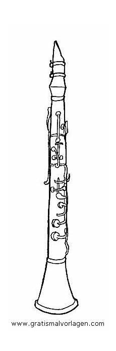 malvorlagen instrumente quest klarinette gratis malvorlage in diverse malvorlagen musik