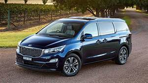 Kia Carnival 2018 Pricing And Spec Confirmed  Car News