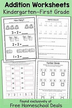 free worksheets for grade 1 18653 free addition worksheets k 1 instant free homeschool curriculum kindergarten