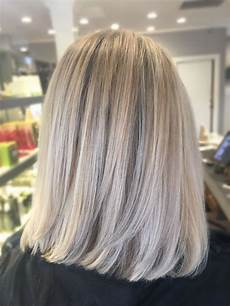 balayage blond beige beige ash balayage and babylights dyed