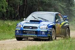 Subaru Impreza Wrx Car Wrc Rally Sports In Motion Machine