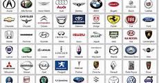 Just A Car 60 Big Car Makers And Their Logos