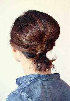 10 cute ponytails for short hair short hairstyles 2018 2019 most popular short hairstyles