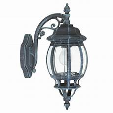 outdoor classic 4175 wall light in black green