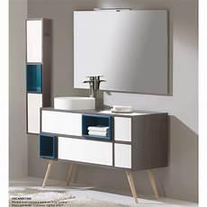 meuble sous vasque sur pieds o scandi robinet co