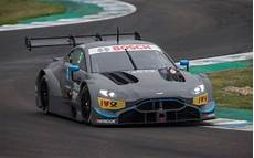 Dtm 2019 R Motorsport Met Vier Aston Martins In S