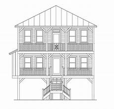 stilt house floor plans elevated piling and stilt house plans page 27 of 54