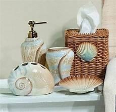 seashell bathroom decor ideas φέρτε την παραλία στο μπάνιο σας cool home
