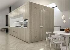 cuisine facade bois