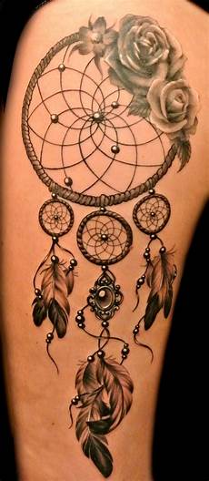 72 mysterious dream catcher tattoos design mens craze