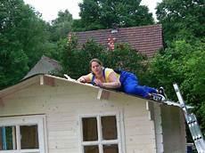 dachpappe und hausbau ak ds das gartenhaus bekommt seine dachpappe