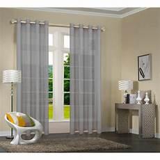 gardinen set wohnzimmer 20332cn 2er pack vorhang transparent gardinen set