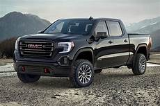 2018 ny auto show gmc at4 takes luxury truck off road