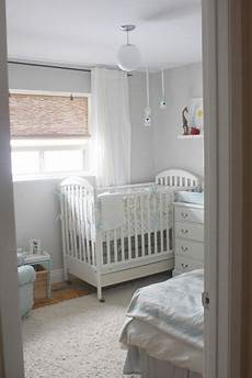 small space nursery love the wall color behr irish mist baby small space nursery