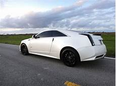 2011 cts v horsepower purchase used 2011 custom cadillac cts v coupe factory