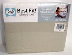 sealy fitted sheets sealy sheets ebay