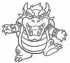 Mario Bowser Malvorlagen Malvorlagen Fur Kinder Ausmalbilder Mario Bros Kostenlos