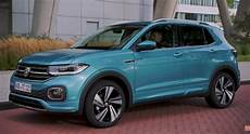 vw t cross could be the best baby suv money can buy