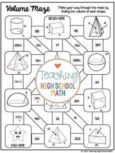 geometry math worksheets for high school 814 geometry mazes bundle teaching geometry geometry lessons geometry activities