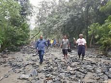 Akibat Banjir Bandang Air Pdam Di Sentani Mati Total