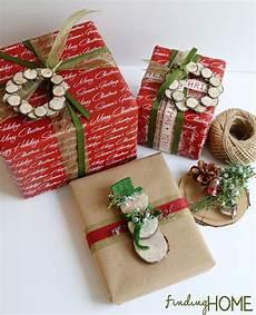 Geschenke Verpacken Weihnachten - creative gift wrapping ideas all about