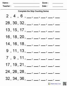 skip counting worksheets year 4 12015 skip counting worksheets homeschooldressage
