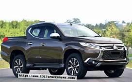 2017 Mitsubishi Triton – Review Specs And Release Date