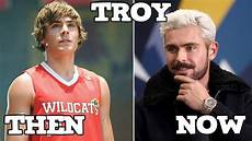 High School Musical Then And Now 2019 Real Age