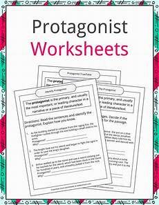 protagonist exles definition and worksheets kidskonnect
