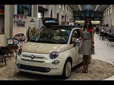 A Look At Fiat 500 60th Anniversary 500 Mirror