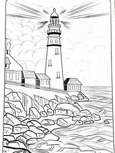 Kostenlose Malvorlagen Leuchtturm Leuchtturm Kunst Malvorlagen Unten Finden Sie Eine