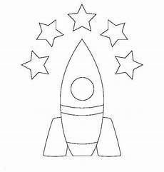 Raketen Malvorlagen Kostenlos 5 Rocket Ship Coloring Page Jpg Print