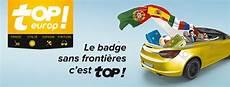 badge telepeage europe comment utiliser le badge de t 233 l 233 p 233 age topeurop d aprr area