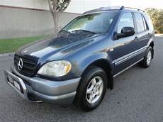 how petrol cars work 1999 mercedes benz m class interior lighting find used 1999 mercedes benz ml 320 3 2l 4x4 panoramic roof no rust no reserve in las