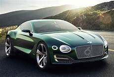 Bentley Exp 10 Speed 6 Concept Cars Diseno