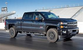 Whats The Best 3/4 Ton Premium Truck For 2017